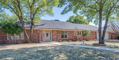Shallowater Single Family Home For Sale: 1112 15th Street