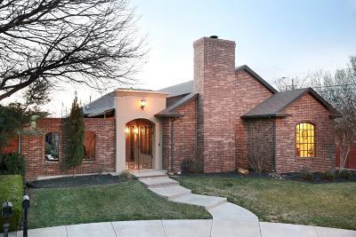 Lubbock TX Garden Home For Sale: $305,000