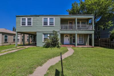 Lubbock TX Single Family Home For Sale: $101,950