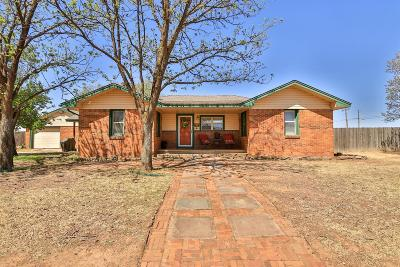 Abernathy Single Family Home Under Contract: 1509 Ave L