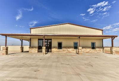 Wolfforth Commercial For Sale: 9402 Farm Road 1585