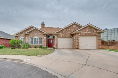 Lubbock TX Single Family Home For Sale: $220,900