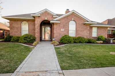 Lubbock TX Single Family Home For Sale: $250,995