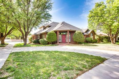 Lubbock TX Single Family Home For Sale: $350,000
