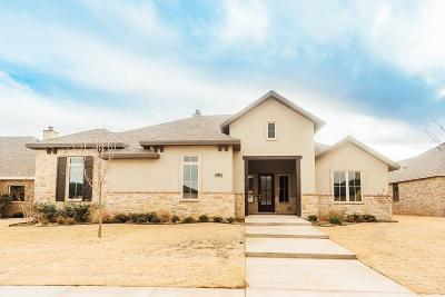 Lubbock TX Single Family Home For Sale: $373,750
