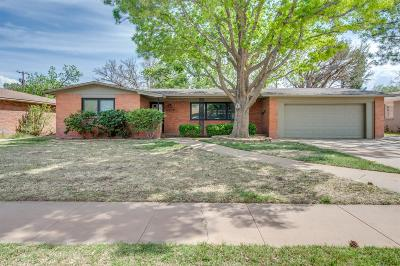Single Family Home For Sale: 3215 37th Street