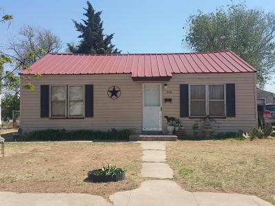Single Family Home For Sale: 1006 10th Street
