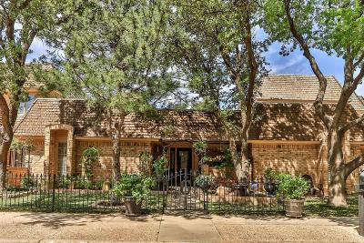 Lubbock TX Townhouse For Sale: $238,500
