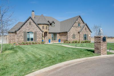Single Family Home For Sale: 6402 County Road 1480