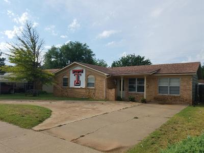 Single Family Home For Sale: 5421 48th Street