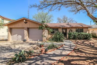 Single Family Home Under Contract: 5320 24th Street