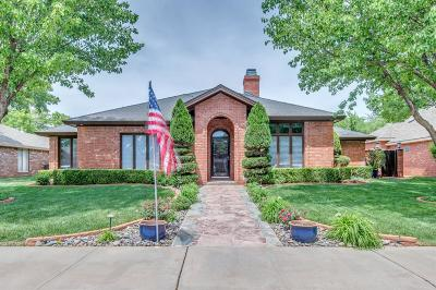 Single Family Home Under Contract: 5806 86th Street
