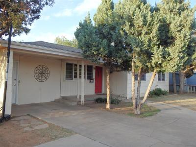 Single Family Home For Sale: 5124 39th Street
