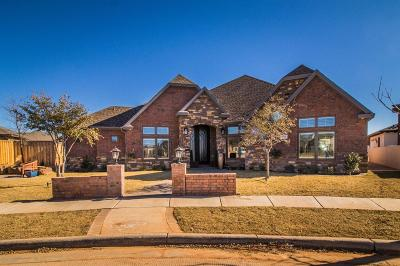 Lubbock Single Family Home For Sale: 6211 91st Place