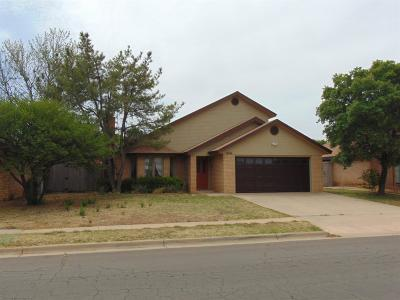 Lubbock TX Rental For Rent: $1,400