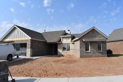 Lubbock Single Family Home For Sale: 10302 Ave X