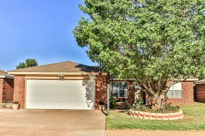 Wolfforth Single Family Home Under Contract: 1813 Corpus Avenue