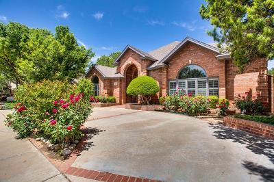 Lubbock Garden Home For Sale: 4612 5th Street