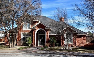Lubbock Single Family Home For Sale: 9403 Wayne Avenue