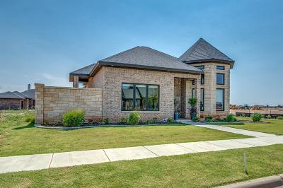 Lubbock Single Family Home For Sale: 6313 89th Street
