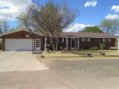 Earth TX Single Family Home For Sale: $87,000