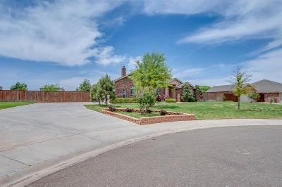 Lubbock TX Single Family Home For Sale: $285,000