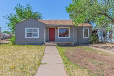 Single Family Home Under Contract: 3109 Harvard Street