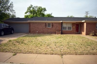 Brownfield Single Family Home Under Contract: 1311 E Buckley Street