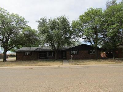 Bailey County, Lamb County Single Family Home For Sale: 314 E 19th
