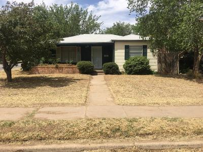 Single Family Home Under Contract: 4124 17th Street