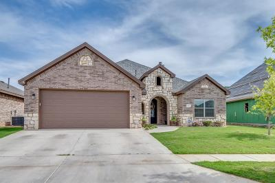 Single Family Home For Sale: 6107 86th Street
