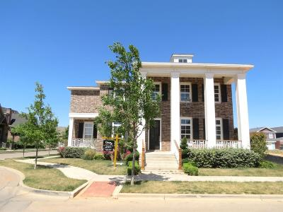 Lubbock Single Family Home For Sale: 12101 Topeka Avenue