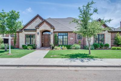 Lubbock Single Family Home For Sale: 3903 105th Street