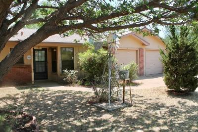 Single Family Home For Sale: 1325 46th Street