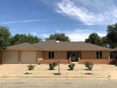 Lubbock TX Single Family Home For Sale: $239,950