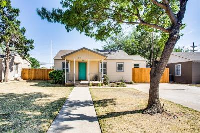 Single Family Home Under Contract: 2515 33rd Street