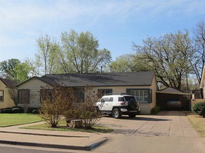 Single Family Home For Sale: 2825 24th Street