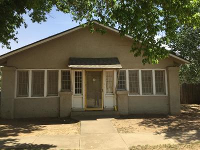 Lubbock County Single Family Home Under Contract: 415 W Lynn Street