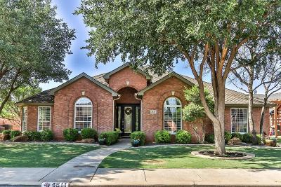 Lubbock Single Family Home For Sale: 4811 100th Street