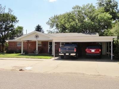 Single Family Home For Sale: 814 2nd