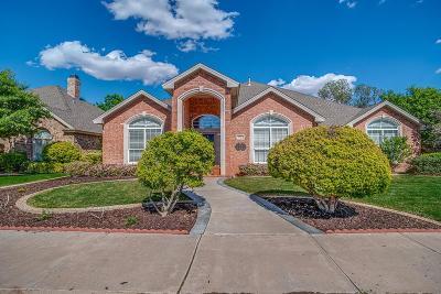 Lubbock Single Family Home For Sale: 9903 Utica Avenue