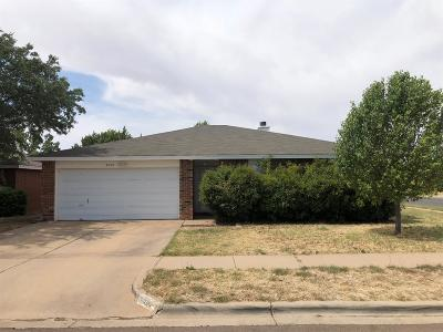 Single Family Home For Sale: 5929 9th Drive