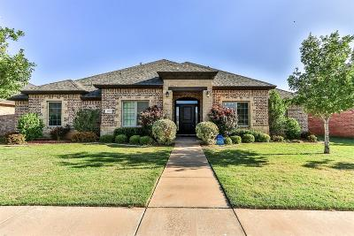 Lubbock Single Family Home For Sale: 4030 125th Street