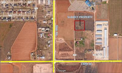 Lubbock Residential Lots & Land For Sale: York