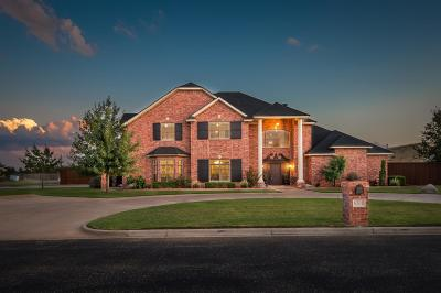 Lubbock Single Family Home Under Contract: 6201 Private Road 6470