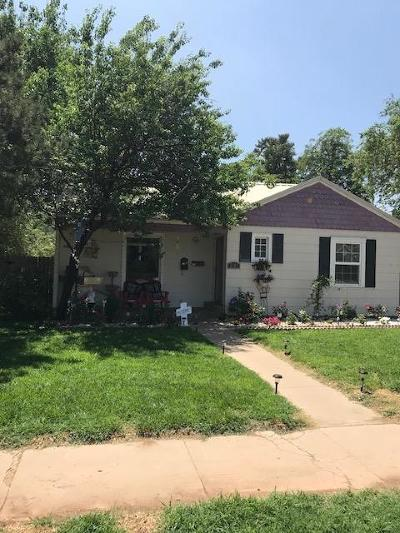 Single Family Home Under Contract: 2111 26th Street