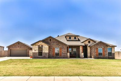 Lubbock Single Family Home For Sale: 3011 128th Street