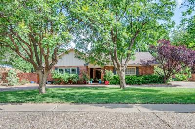 Lubbock Single Family Home For Sale: 4510 15th Street