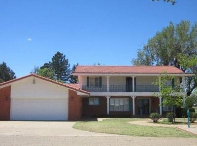 Single Family Home For Sale: 1663 W Us Highway 70