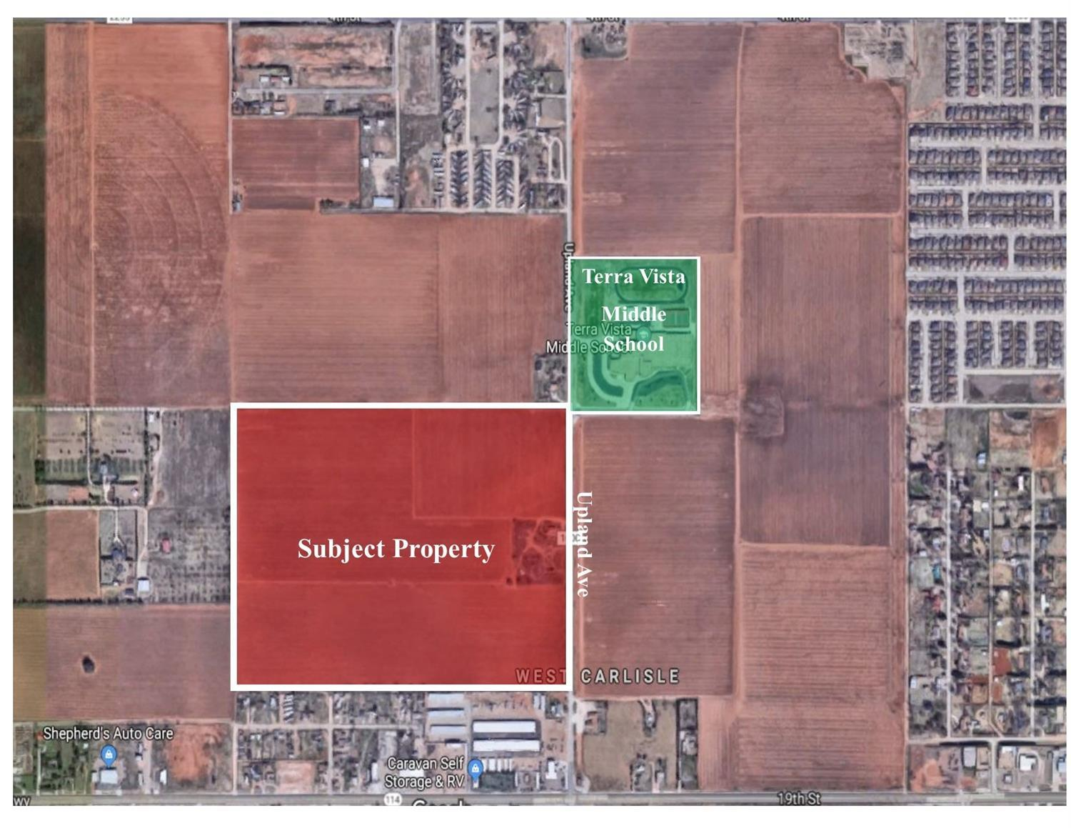 117 79 acres in Lubbock for $3,000,000